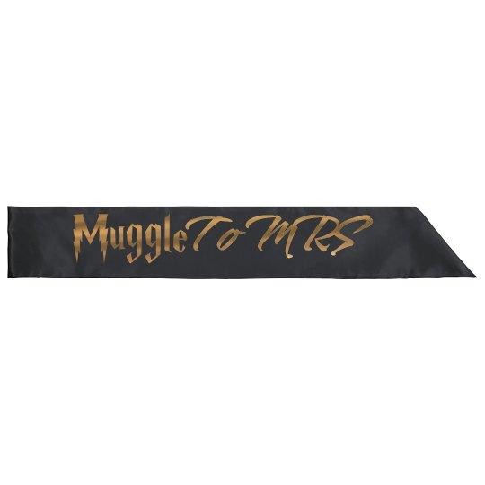 Muggle to Mrs Sash