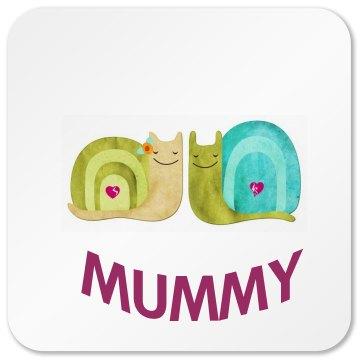 Mummy Coaster