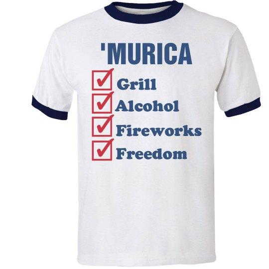 'Murica Defined