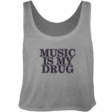 MUSIC DRUG CROP