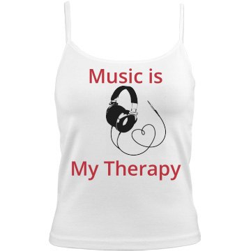 Music is my Therapy Top