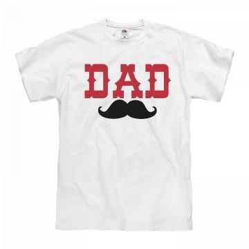 Mustache Dad
