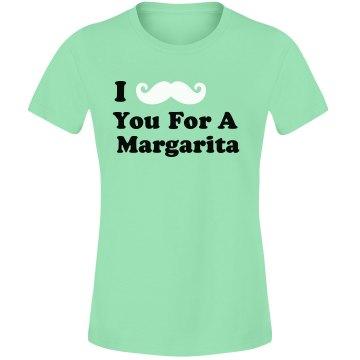 Mustache Margarita