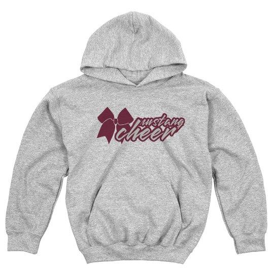 Mustang Cheer Youth Sweatshirt
