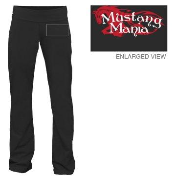 MustangMania Yoga Pant