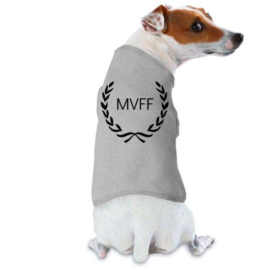 MVFF Laurels Dog Tank Top