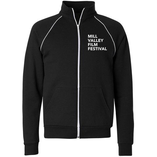 MVFF Unisex Full Zip Fleece Track Jacket