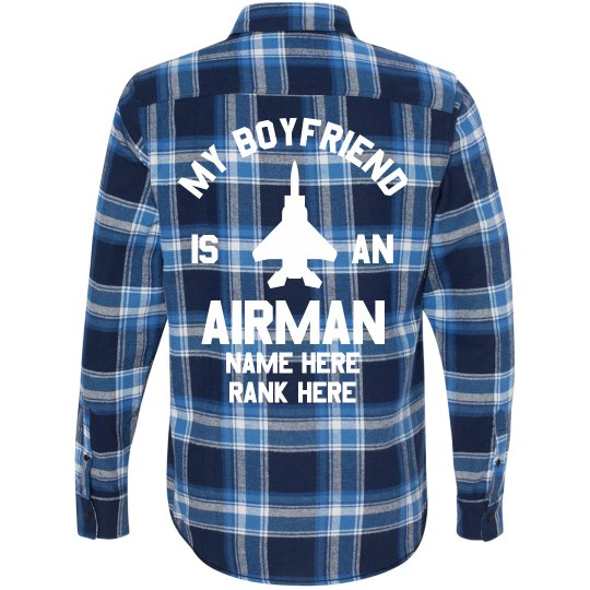 My Air Force Boyfriend Is So Fly