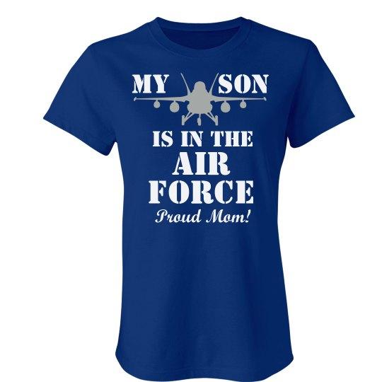 My Air Force Son