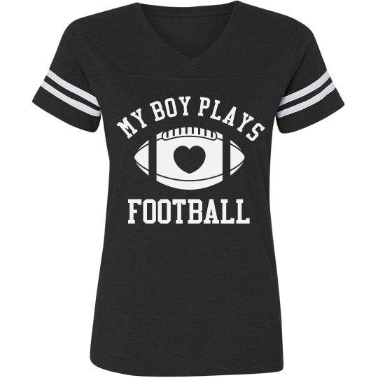 My Boy Plays Football Mom