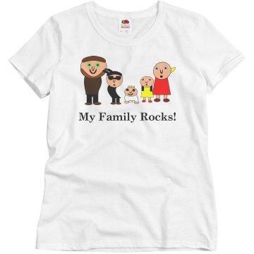 My family rocks