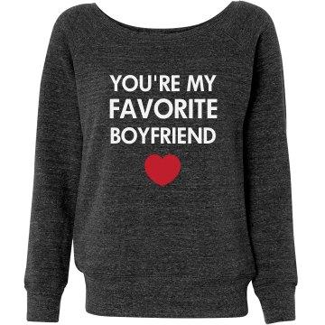 My Favorite Boyfriend