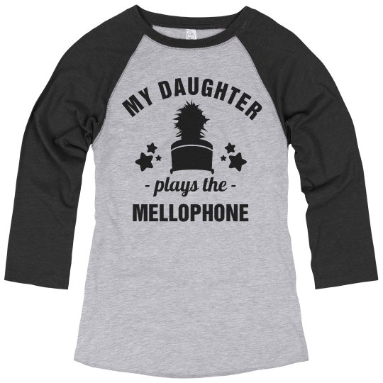 My Girl Plays The Mellophone