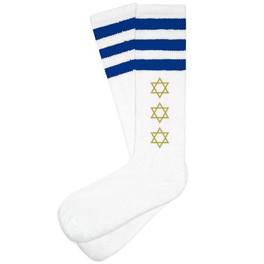 My Hanukkah Socks!