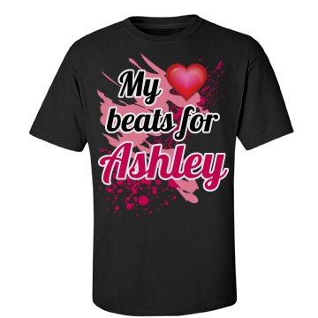 My heart beats for Ashley