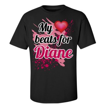 My heart beats for Diane