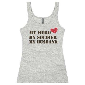 My Hero Soldier Husband