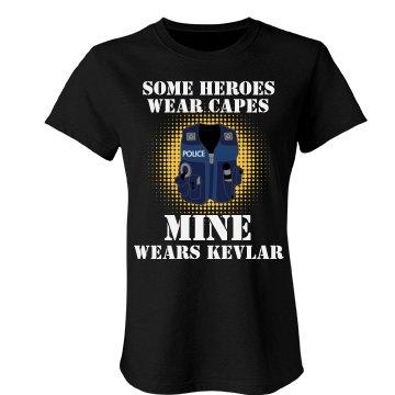 My Hero Wears Kevlar