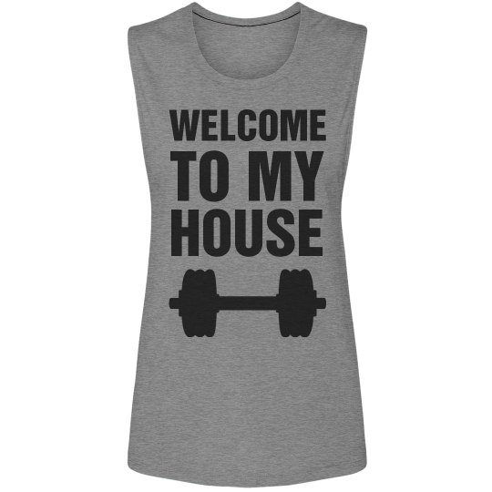 My House Weight Lifter
