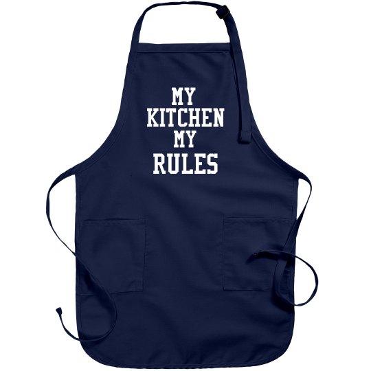 My Kitchen Apron