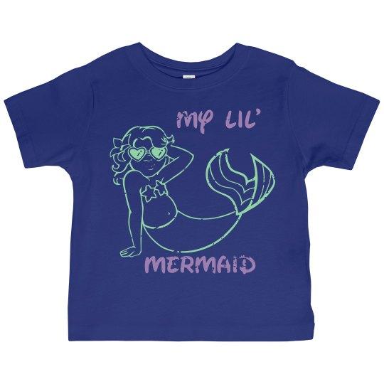 My lil' mermaid