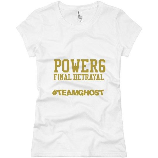 My power shirt