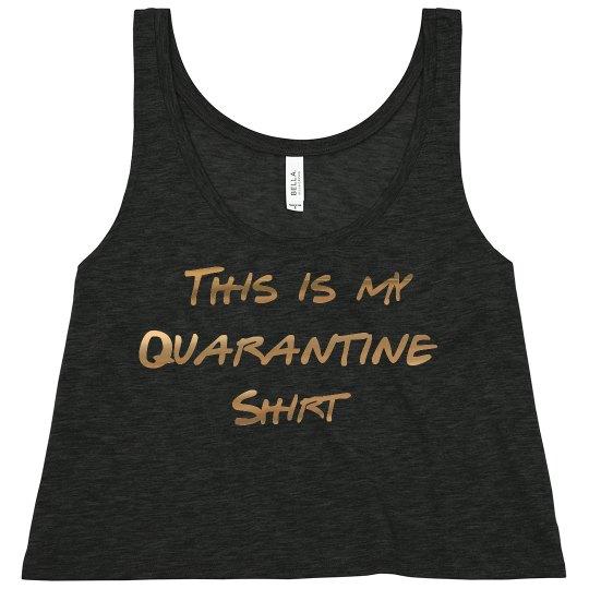 My quarantine tank - charcoal