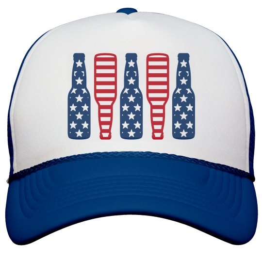 My Red, White, & Brew Hat