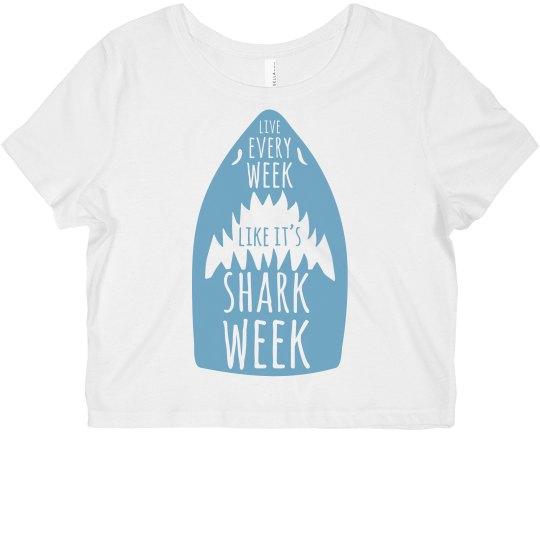 My Shark Week