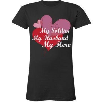 My Soldier Husband Hero