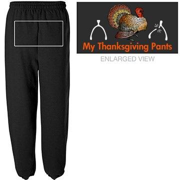 My Thanksgiving Pants