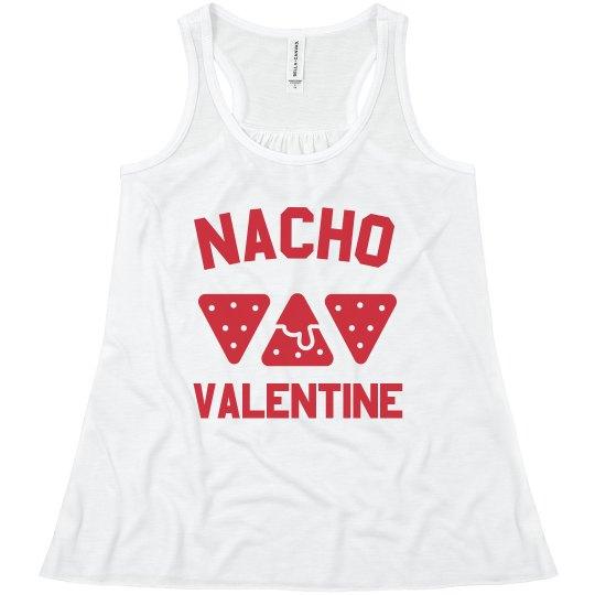Nacho Valentine Cutest Kid's Tank