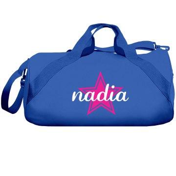 Nadia. Ballet