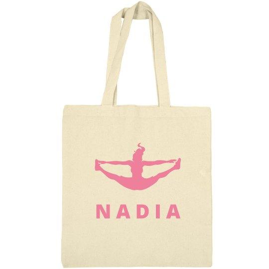 Nadia's Cheer Bag