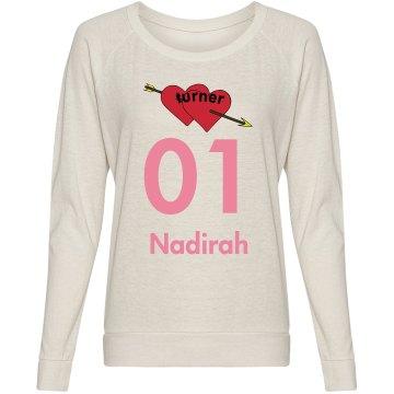 nadirah's jersey