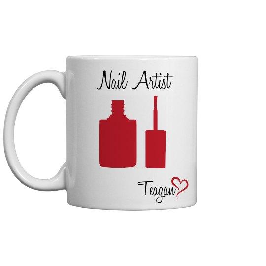 Nail Artist - Nail Salon Employee Gift