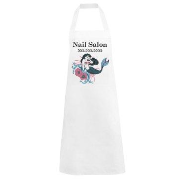 Nail Salon Apron