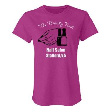 Nail Salon w/Back