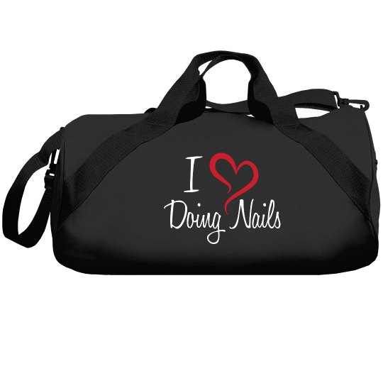 Nails Duffle