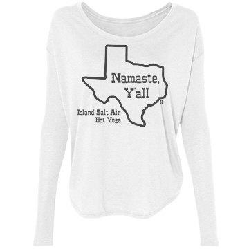 Namaste Yall Long Sleeve