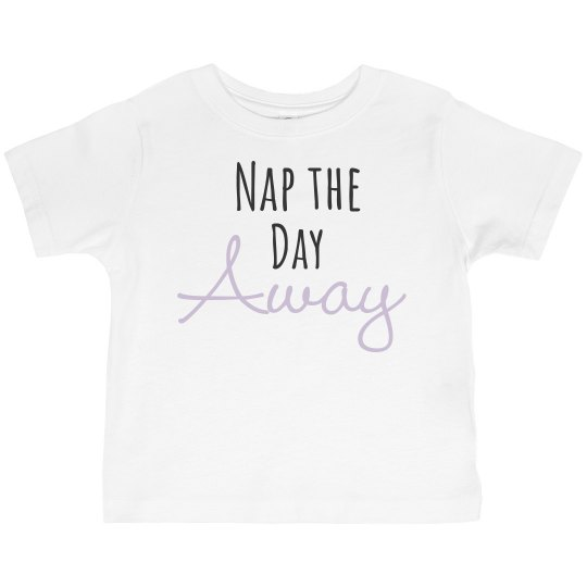 Nap The Day Away Cute Kids