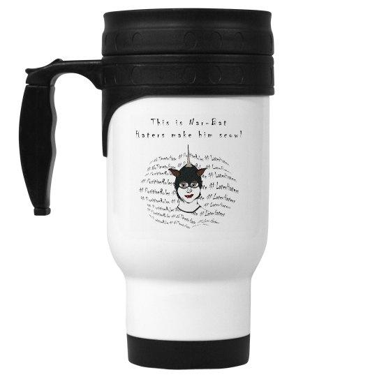 Nar-Bat Travel Mug