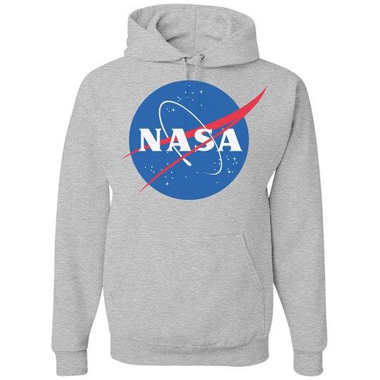 NASA Logo Hoodie