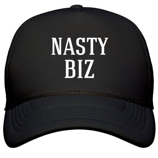 Nasty Biz Snapback V1