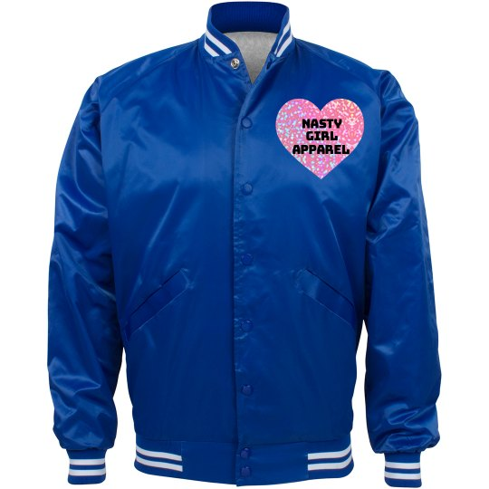 Nasty Girl Apparel Bomber
