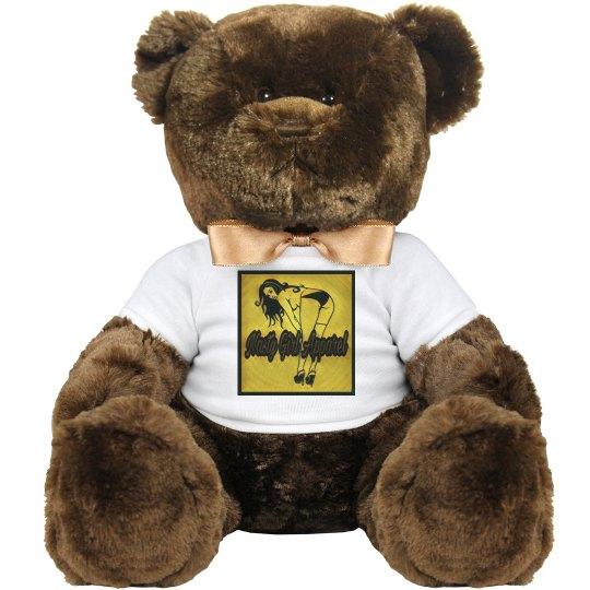 Nasty Teddy Bear 14