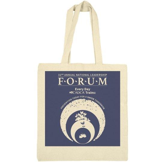 National Leadership Forum Tote Bag