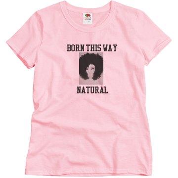 Natural GirlT