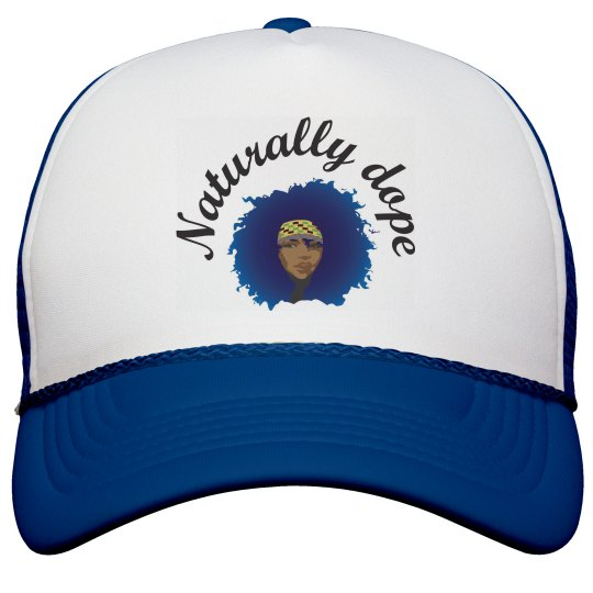Naturally Dope hat