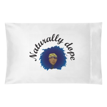 Naturally Dope pillow case